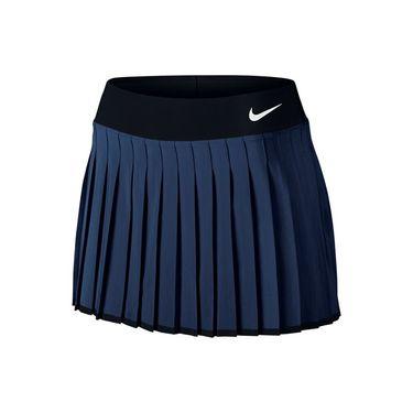 Nike Victory 13 Inch Skirt LONG - Coastal Blue