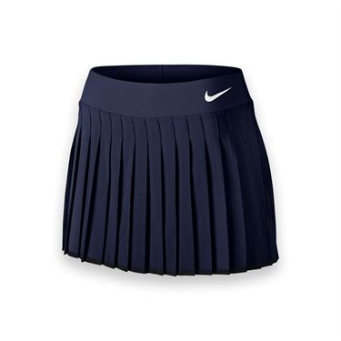 Nike Victory Skirt Long- Midnight Navy
