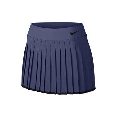 Nike Court Victory 12 Inch Skirt REGULAR - Blue Recall/Black