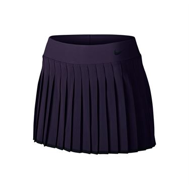 Nike Victory 13 Inch Skirt LONG - Purple Dynasty