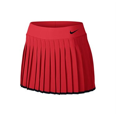 Nike Victory 12 Inch Skirt REGULAR - Action Red