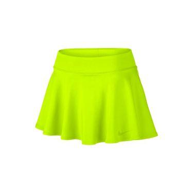 Nike Baseline 13 Inch Skirt LONG - Volt