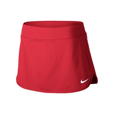 Nike Pure 13 Inch Skirt LONG - Action Red