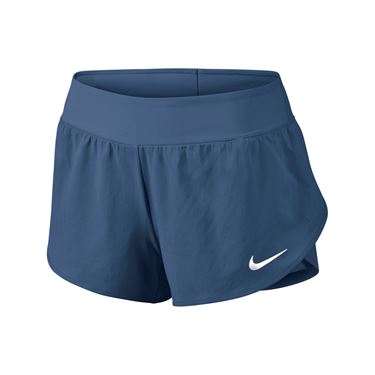 Nike Ace Short - Ocean Fog/White