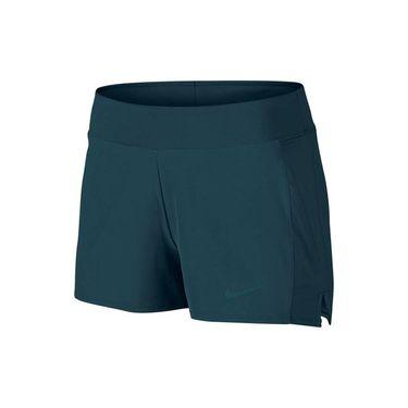 Nike Baseline Short - Midnight Turquoise