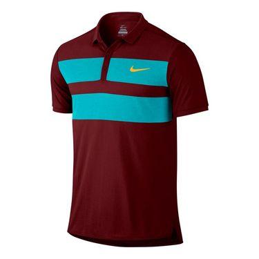 Nike Advantage Dri Fit Cool Polo - Team Red