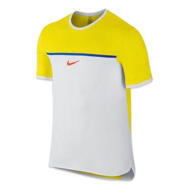 Nike Challenger Premier Rafa Crew - Opti Yellow/Bright Crimson
