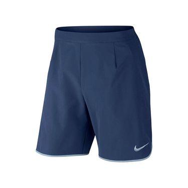 Nike Court Flex Short - Coastal Blue/Blue Grey