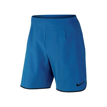 Nike Court Flex Short - Blue Spark/Black