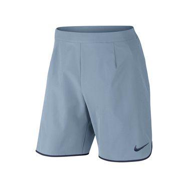 Nike Gladiator 9 Inch Short - Blue Grey/Midnight Navy
