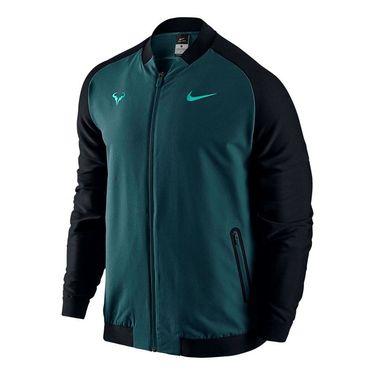 Nike Premier Rafael Nadal Jacket - Midnight Turquoise/Black