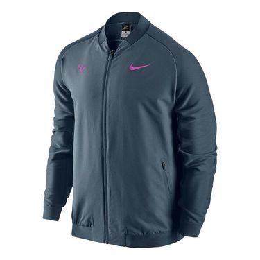 Nike Rafa Jacket - Squadron Blue/Fire Pink