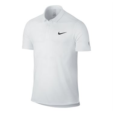 Nike Advantage RF Polo - White