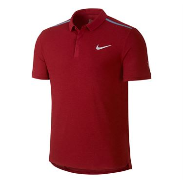 Nike Advantage RF Polo - Team Red