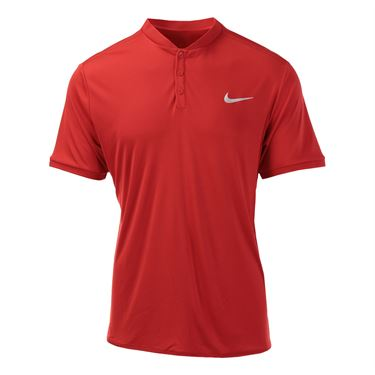 Nike Court Advantage Tennis Polo - University Red