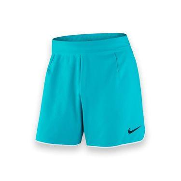 Nike Gladiator Premier 7 Inch Short - Omega Blue/White