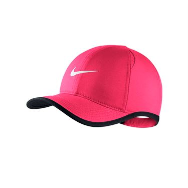 Nike Kids Featherlight Hat - Hyper Pink