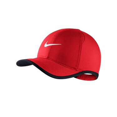 Nike Kids Featherlight Hat - University Red