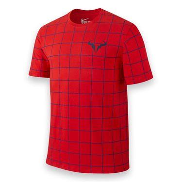 Nike Rafa Crew - University Red/Deep Royal
