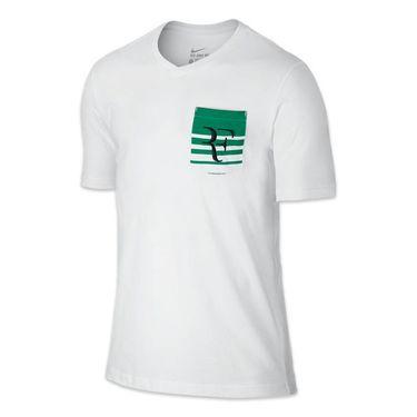 Nike Roger Federer Crew - White