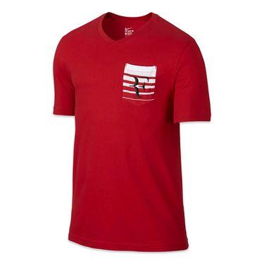 Nike Roger Federer Crew - University Red