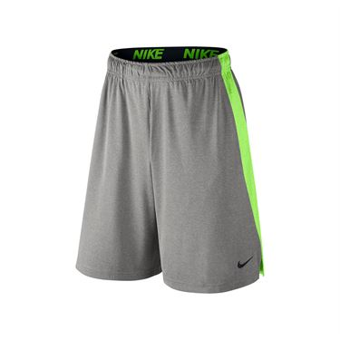 Nike Fly 9 Inch Short - Grey Heather