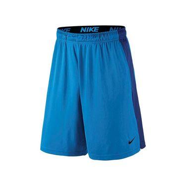 Nike Fly 9 Inch Short - Light Photo Blue/Deep Royal Blue