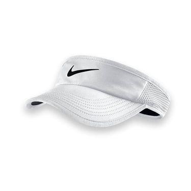 Nike Womens Feather Light Visor - White