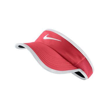 Nike Womens Feather Light Visor - Ember Glow
