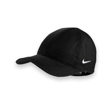 Nike Team Featherlight Hat - Black/White