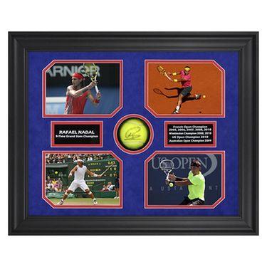 Rafael Nadal Grand Slam Memorabilia