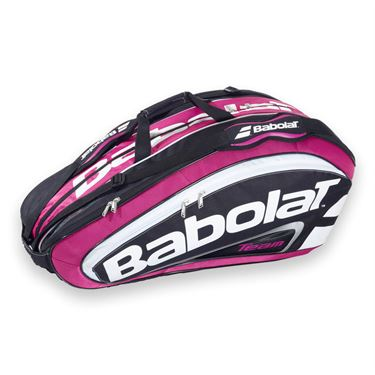 Babolat Team Line Pink 12 Pack Tennis Bag