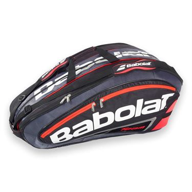 Babolat Team Line Red 12 Pack Tennis Bag