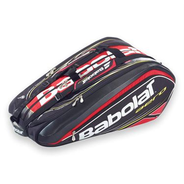 Babolat AeroPro Nadal 12 Pack Red Tennis Bag