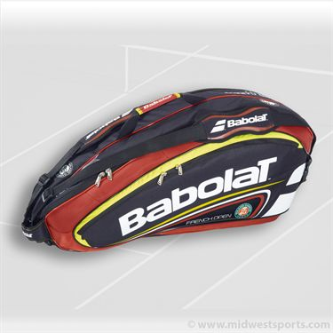 Babolat French Open Team 6 Pack Tennis Bag