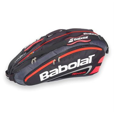 Babolat Team Line Red 6 Pack Tennis Bag
