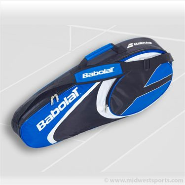Babolat Club Line Triple (Blue) Tennis Bag
