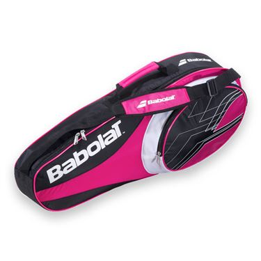 Babolat Club Line Triple (Pink) Tennis Bag