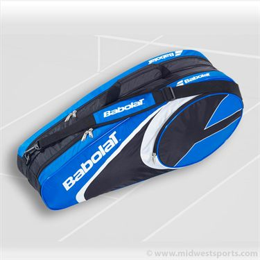 Babolat Club Line 6 Pack (Blue) Tennis Bag