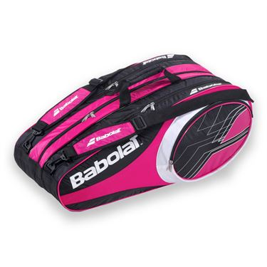Babolat Club Line 12 Pack (Pink) Tennis Bag