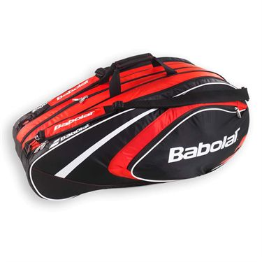Babolat Club Line 12 Pack 2015 Red Tennis Bag