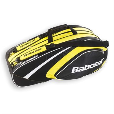 Babolat Club Line 12 Pack 2015 Yellow Tennis Bag