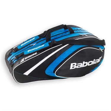 Babolat Club Line 12 Pack 2015 Blue Tennis Bag