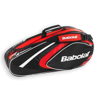 Babolat Club Line 6 Pack 2015 Red Tennis Bag