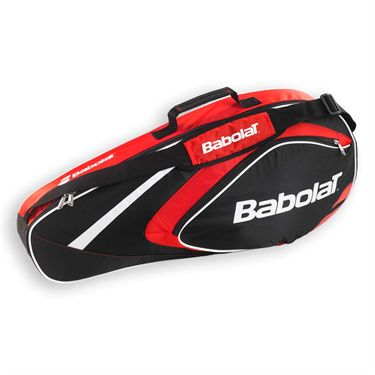 Babolat Club Line 3 Pack 2015 Red Tennis Bag