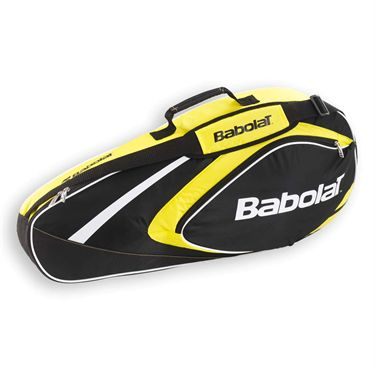 Babolat Club Line 3 Pack 2015 Yellow Tennis Bag