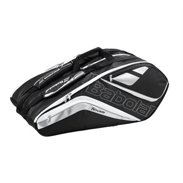 Babolat Team Line 12 Pack Tennis Bag - Silver