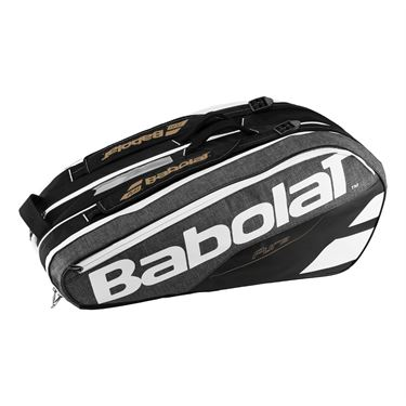 Babolat Pure Line 9 Pack Tennis Bag - Grey
