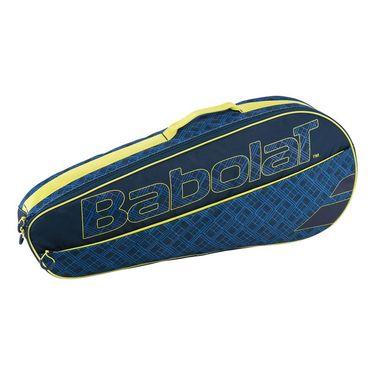 Babolat Club Line 6 Pack Tennis Bag - Blue/Yellow