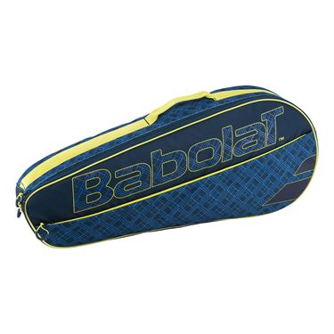 Babolat Club Line Essential 3 Pack Tennis Bag - Blue/Yellow